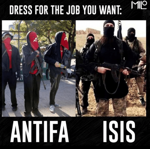 dress-for-the-job-you-want-me-antifa-isis-19618137-e1529255291696