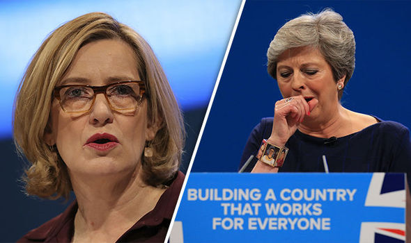 uk-theresa-may-amber-rudd-conservative-party-conference-rebels-resign-prime-minister-862948