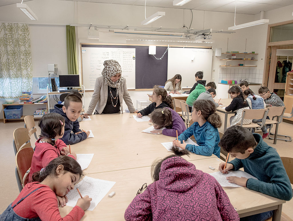 Utopia Challenged.  Sweden's Relationship With Refugees