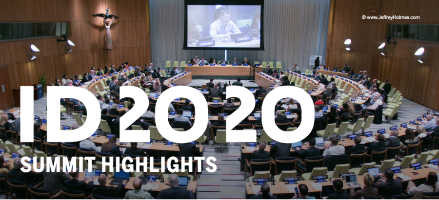 ID2020 Holds Inaugural Summit at the United Nations