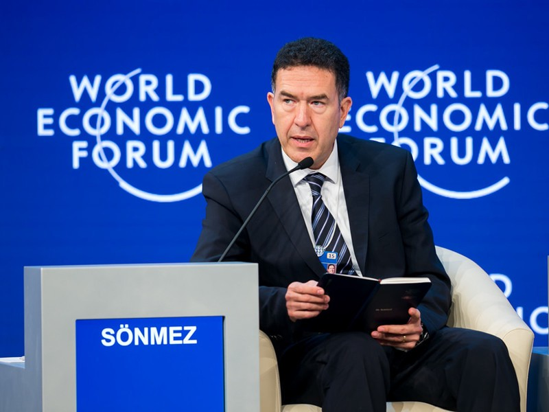 Exclusive: Interview with Murat Sönmez of World Economic Forum | by Yi LIU  | Medium